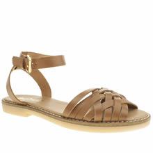Schuh Tan Rio Sandals