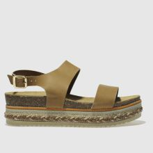Schuh Tan Miami Womens Sandals