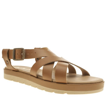 Schuh Tan Nilly Womens Sandals