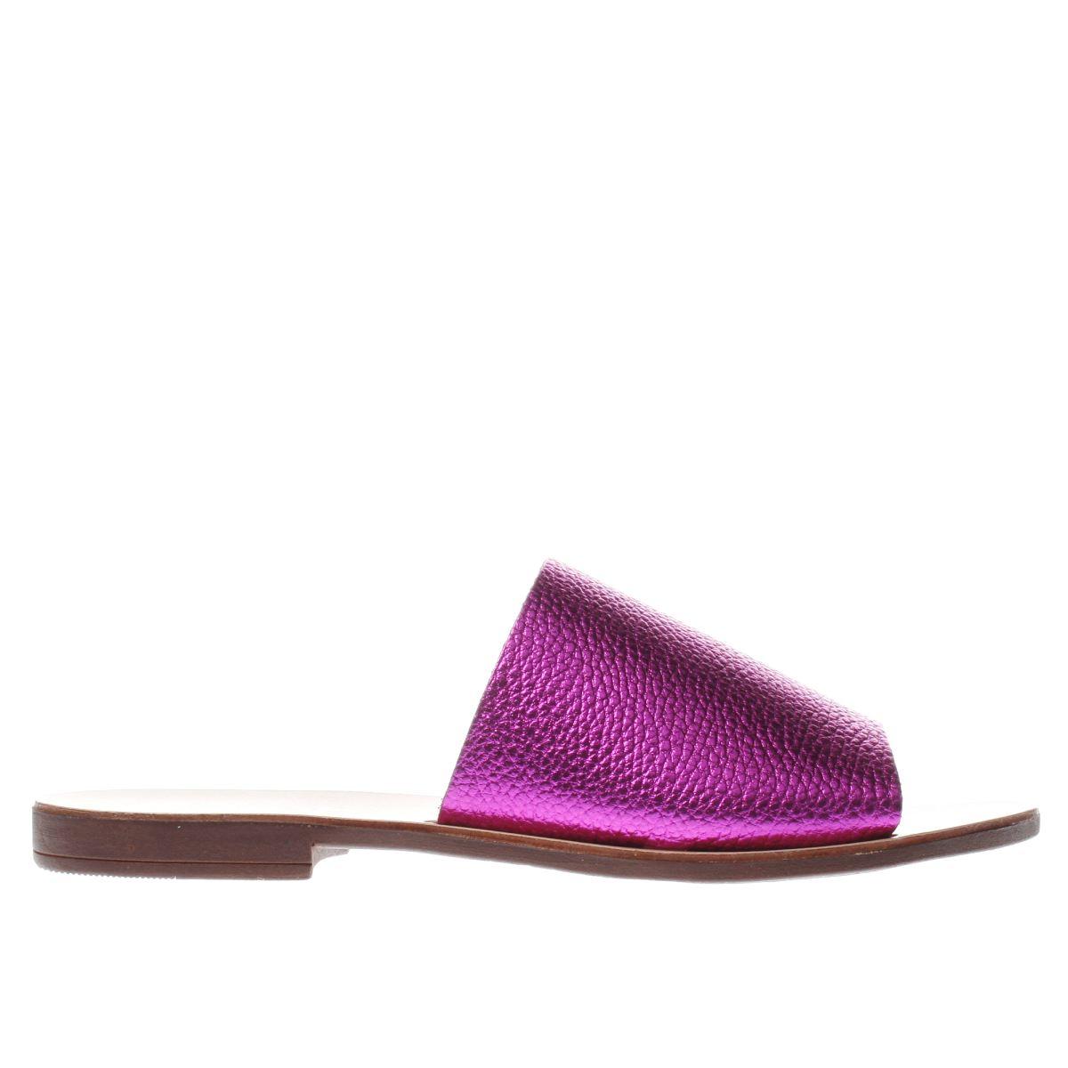 schuh pink bali sandals
