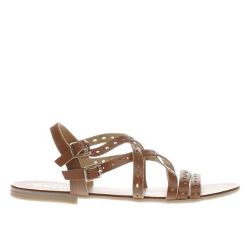 Schuh Tan Goa Womens Sandals