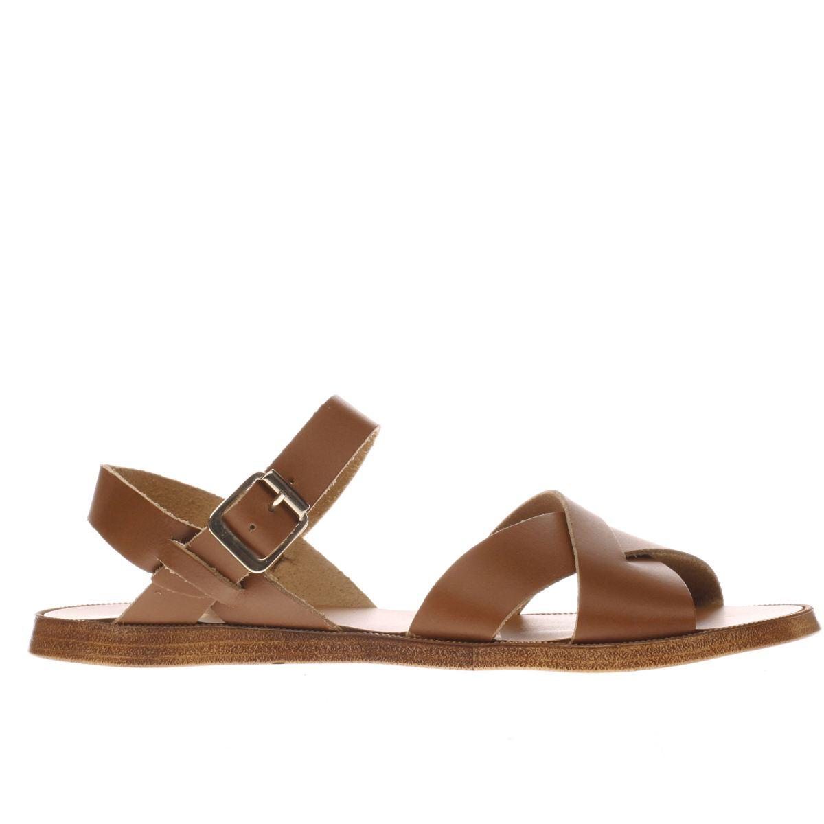 schuh tan copenhagen sandals