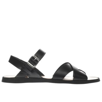 Schuh Black Copenhagen Womens Sandals