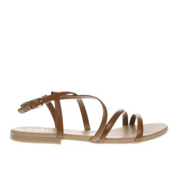 Schuh Tan Essential Ii Womens Sandals