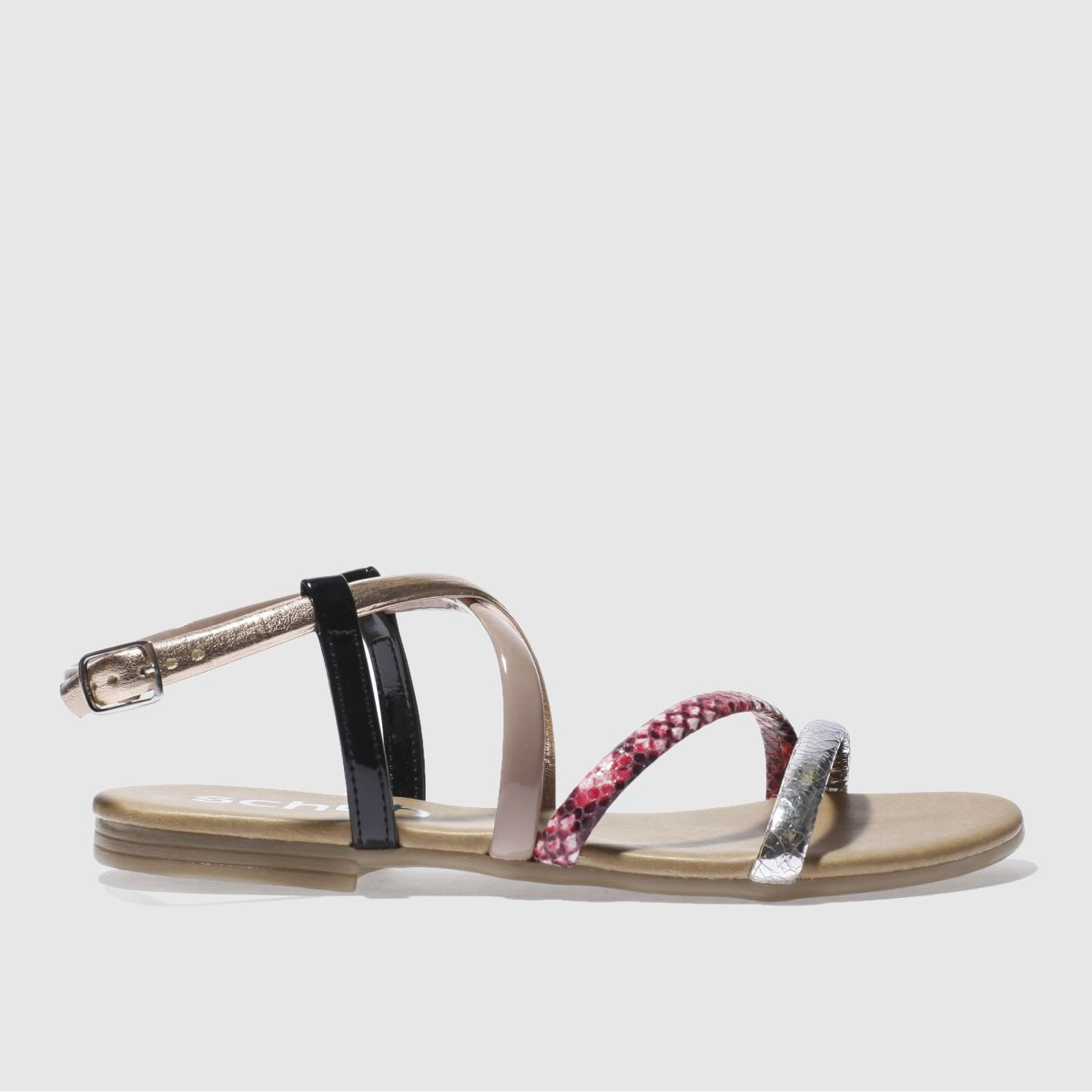 Schuh Tan Essential Ii Sandals