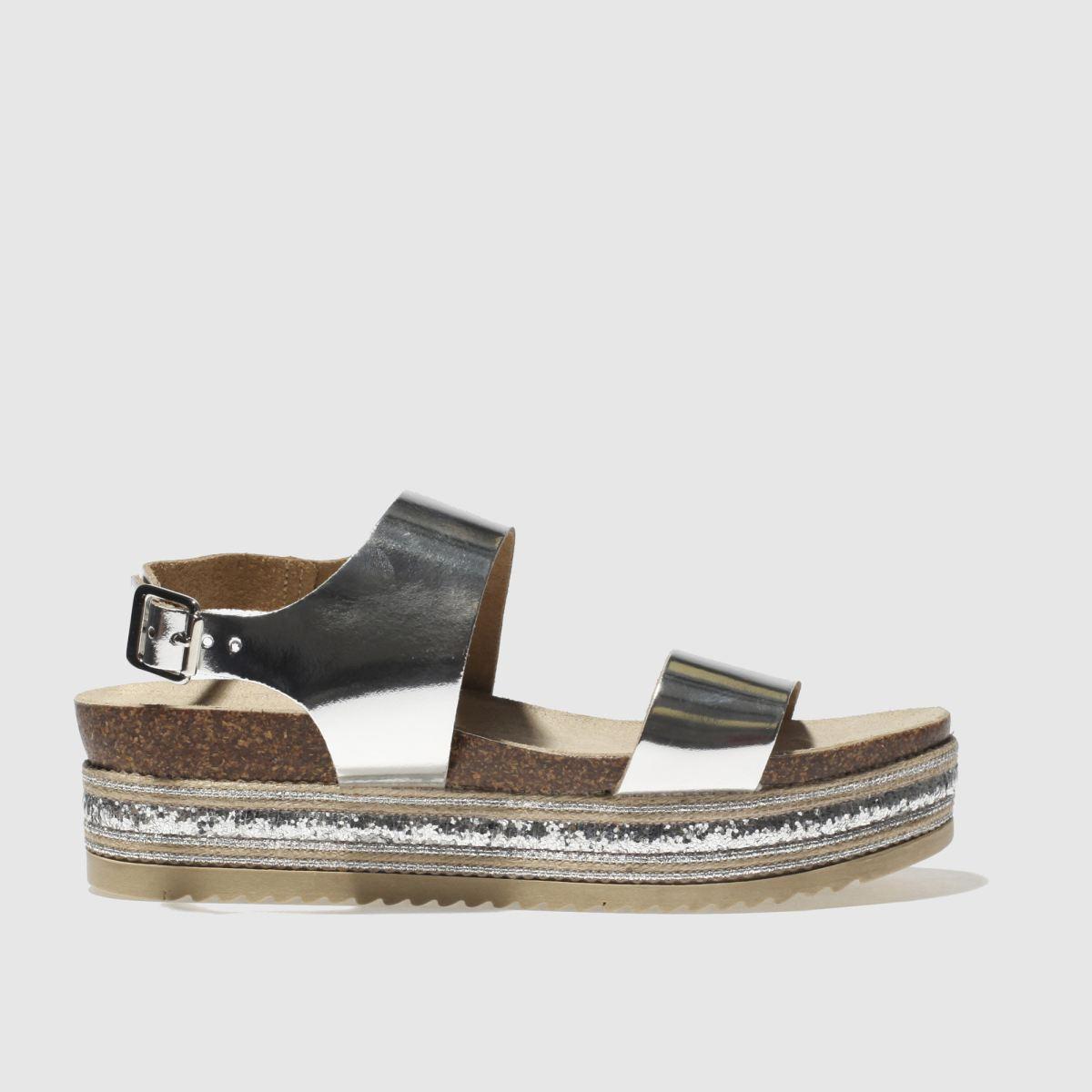 Schuh Silver Orlando Sandals