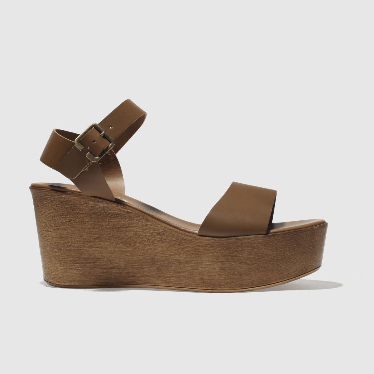 Schuh Tan Maldives Sandals