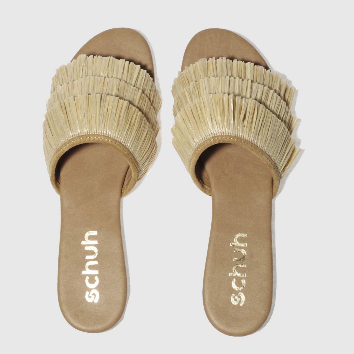 schuh Schuh Beige Calypso Sandals