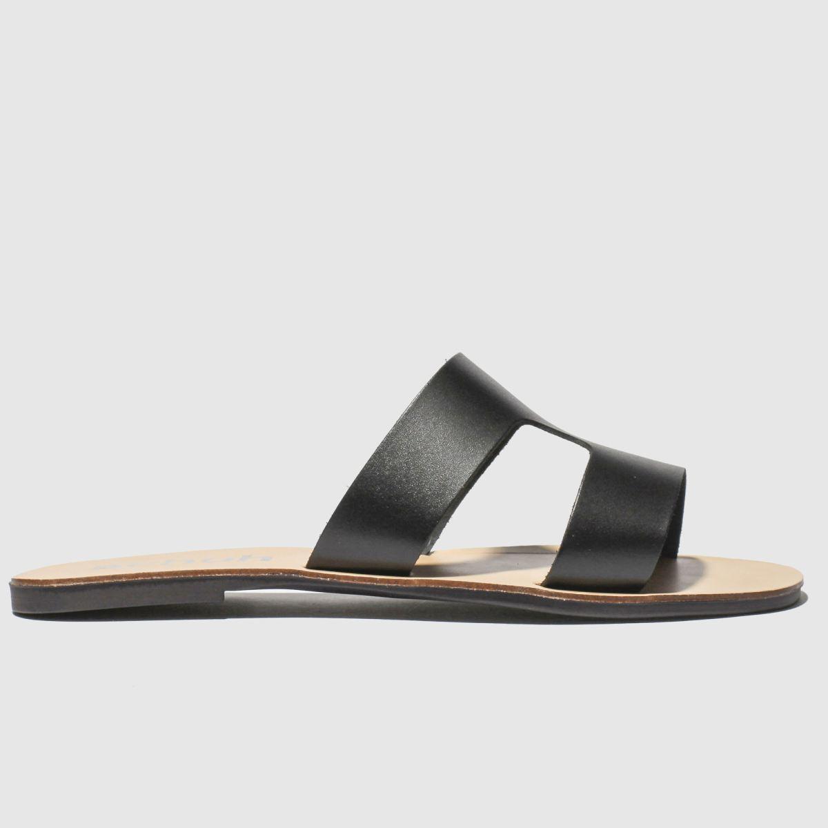 schuh Schuh Black Mallorca Sandals