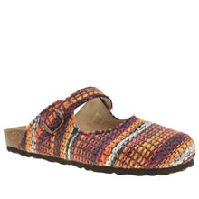 Schuh Purple Explore Womens Sandals