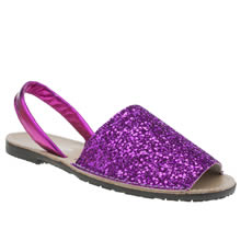 Schuh Pink Barcelona Sandals