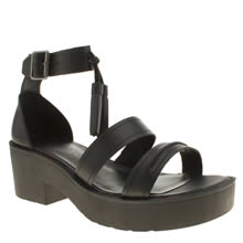 Black schuh Anonymous