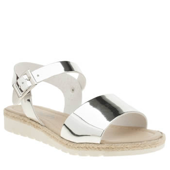 Schuh Silver Notion Sandals