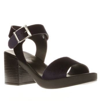 Schuh Navy Hang Out Womens Sandals