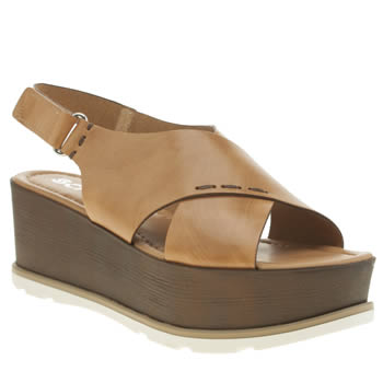 Womens Schuh Natural Solstice Sandals