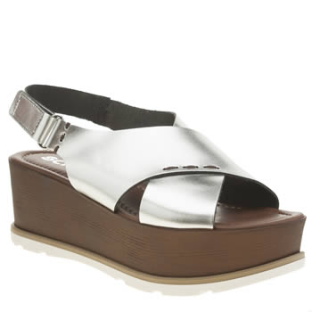 Schuh Silver Solstice Sandals