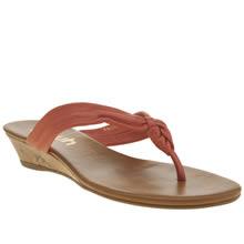 Schuh Red Capri Sandals