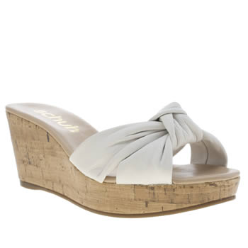 Schuh White Waves Sandals