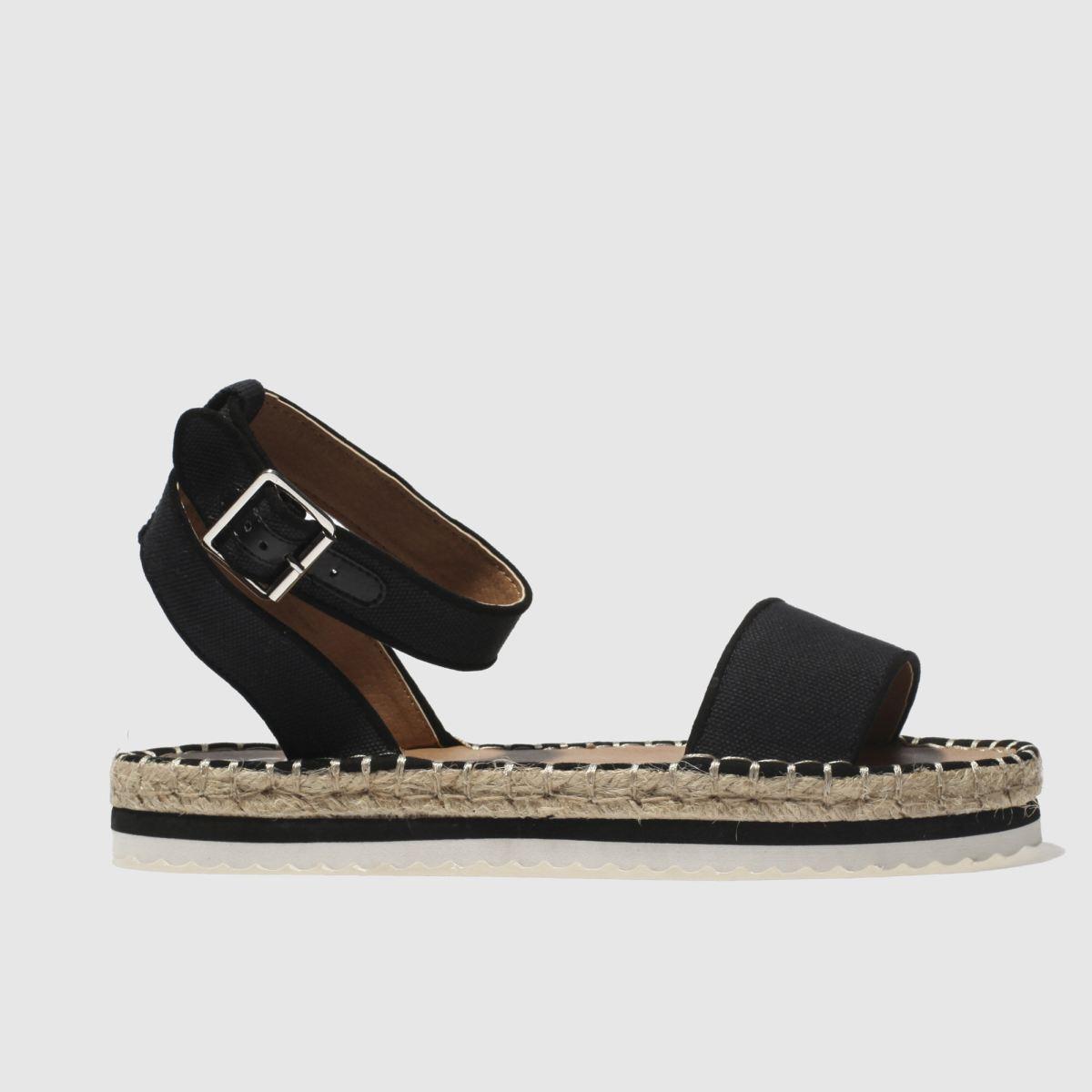Schuh Black Holiyay Sandals