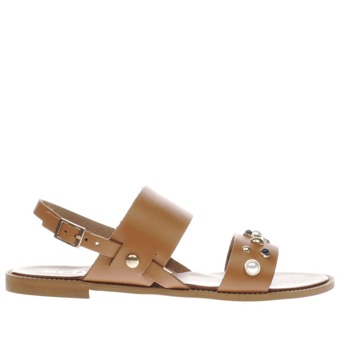 schuh tan molecule sandals