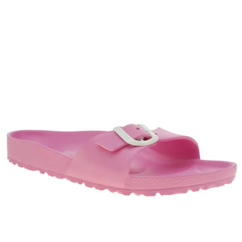 Birkenstock Pink Madrid Eva Sandals