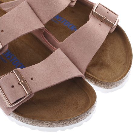 birkenstock arizona soft footbed suede 1