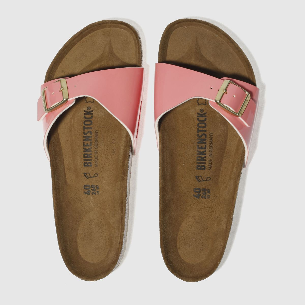 Birkenstock Pink Madrid Sandals