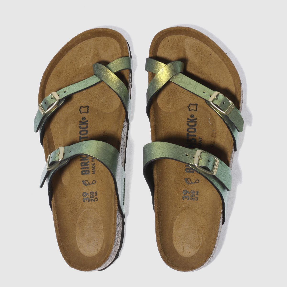 Birkenstock Gold Mayari Graceful Gemm Sandals