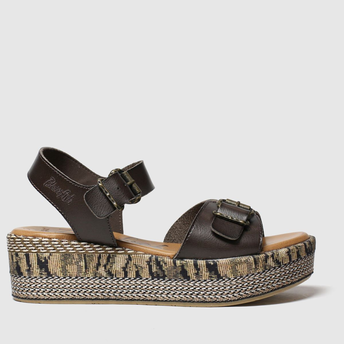 Blowfish Blowfish Brown Leeds B Vegan Sandals