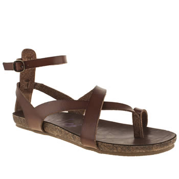 Blowfish Tan Gill Sandals