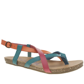 Blowfish Multi Granola Sandals