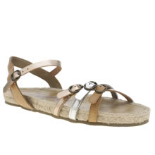Blowfish Natural Glexi Womens Sandals