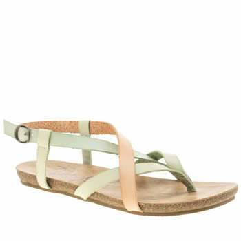Blowfish Multi Granola Womens Sandals