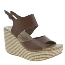 Blowfish Tan District Sandals