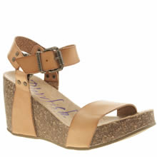 Blowfish Tan Hiki Sandals