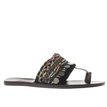 Blowfish Grey Duo Womens Sandals