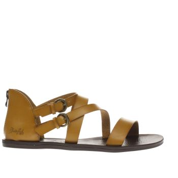 Blowfish Tan Dipti Womens Sandals