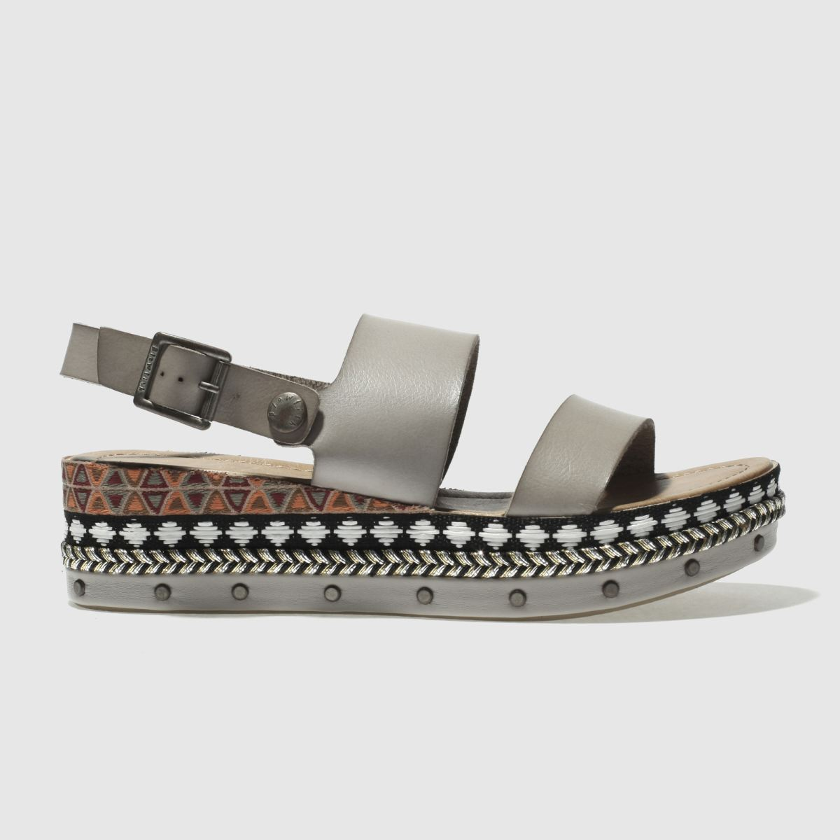 Blowfish Blowfish Grey Lola-b Sandals