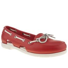 crocs beach line boat shoe 1