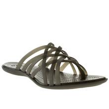 crocs huarache flip flop 1