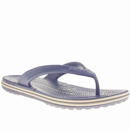 crocs crocband lopro flip 1