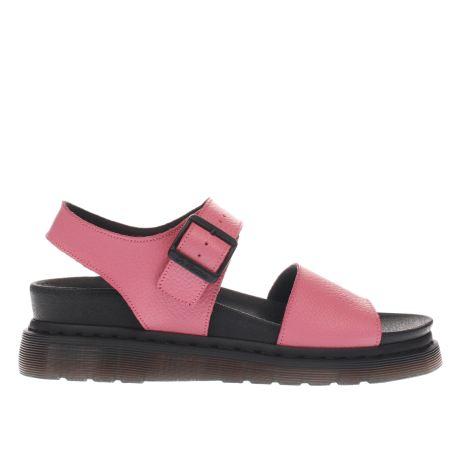 dr martens romi strap sandal 1