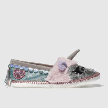 Irregular Choice Multi Mystical Dreams Womens Slippers