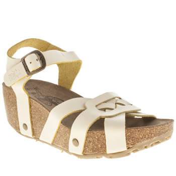 Womens Fly London Stone Cege Sandals