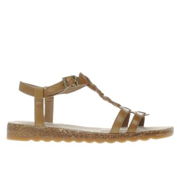 Hush Puppies Tan Ainsley Jade Womens Sandals