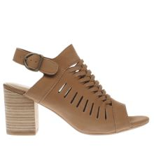 Hush Puppies Tan Sidra Malia Womens Sandals