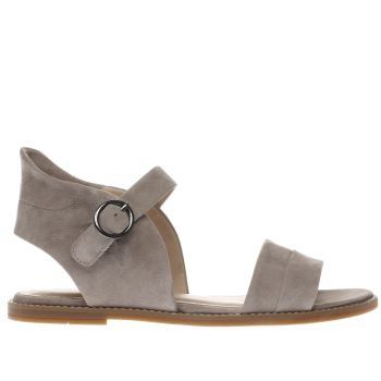 Hush Puppies Grey Abia Chrissie Womens Sandals