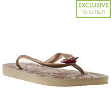 Light Grey Havaianas Caprice