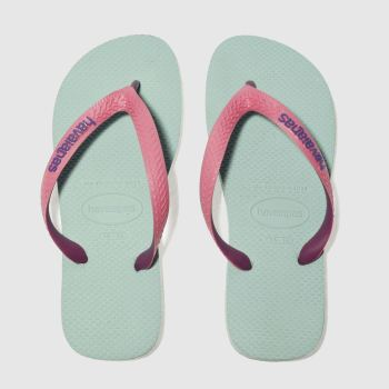 Havaianas Blue Top Mix Womens Sandals