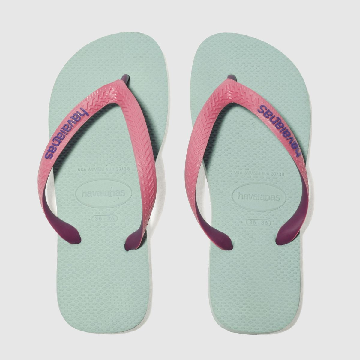 Havaianas Pale Blue Top Mix Sandals